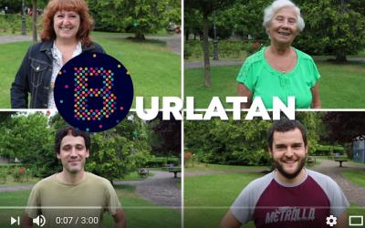 Euskaraldia Burlatan BIDEOA